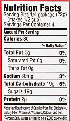 Jell-O Strawberry Banana Gelatin Dessert Mix, 3 oz Box by Jell-O (Image #1)