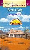 Sarah's Baby, Margaret Way, 0373711115