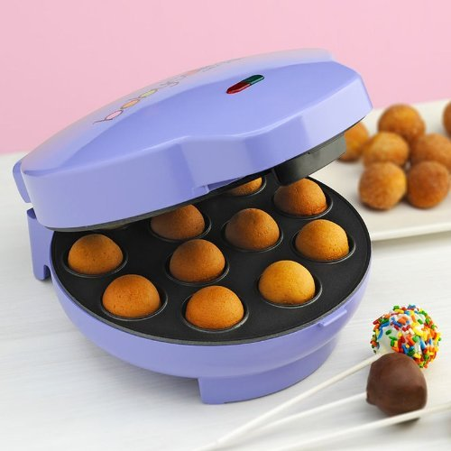 Babycakes Pop Maker: CP-94LV - Purple, Makes 12 Cake Pops by Baby Cakes
