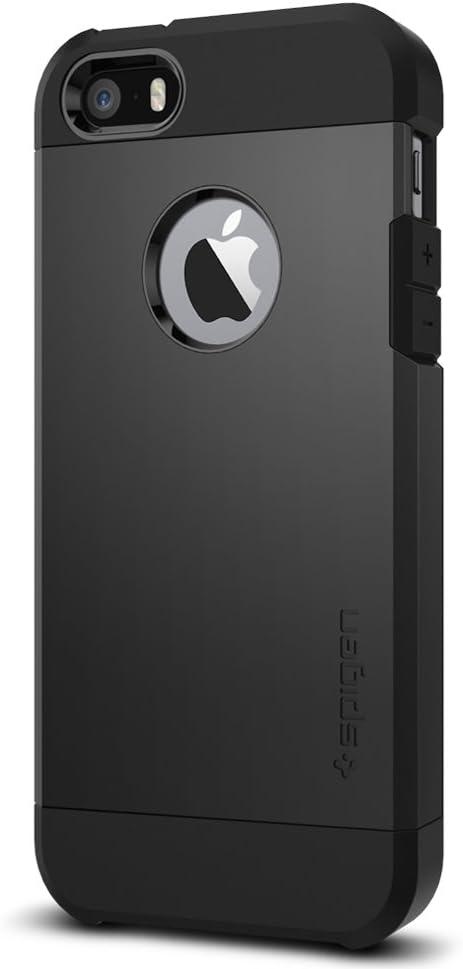 iPhone SE Case, Spigen Tough Armor iPhone SE Case with Extreme ...