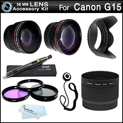 Review 58mm All In Lens