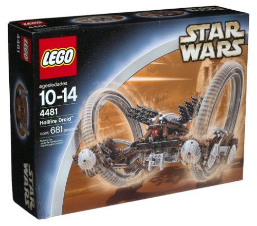 Lego Star Wars Hailfire Droid (4481) (Hailfire Droid Wars Lego Star)