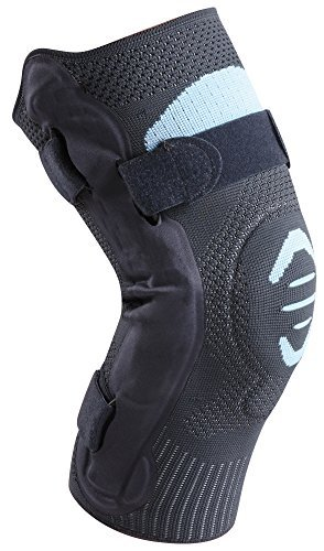 Ligaflex Ligament Knee Brace with Hinges - A superior quality, high performance and highly supportive knee brace with removable lateral hinged reinforcements. Recommended for knee support following in by Thuasne