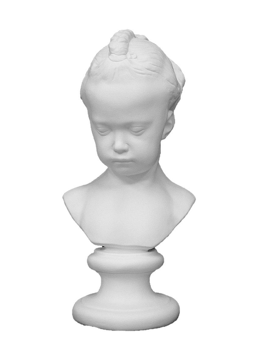 石膏像 A-400 サリー作 少女胸像 H.42.5cm B008LUMSRE