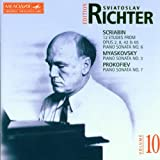 Richter Edition,Vol. 10 - Prokofiev: Piano Sonata No. 7 / Scriabin: Etudes; Piano Sonata No. 6 / Myaskovsky: Piano Sonata No. 3