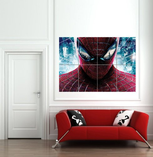 AMAZING SPIDERMAN MOVIE FILM COMIC BOOK CHARACTER CLASSIC GIANT WALL ART PRINT PICTURE POSTER B1123