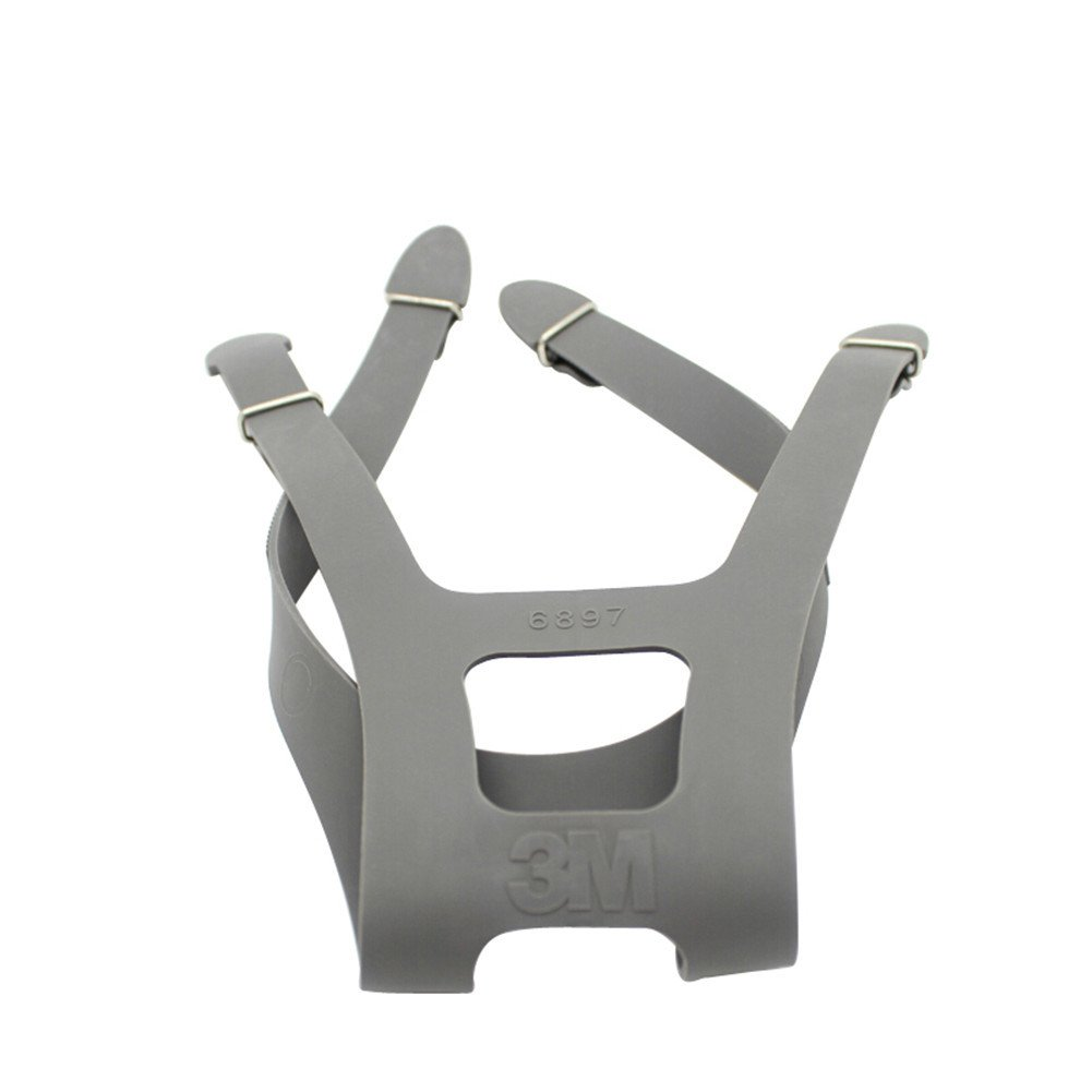 6897/37005 Head Harness Assembly Respiratory Protection Replacement Part by PengTribe