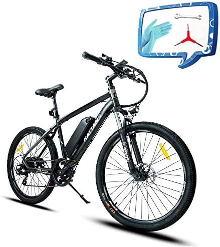 350W Pro Electric Bicycle for Adults e-Bike with I-PAS Power System and 36V 10.4AH Samsung Lithium Battery