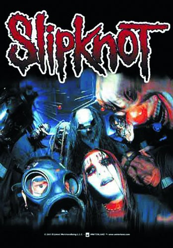 Lpgi Slipknot Fabric Poster  30 By 40 Inch  Group Mayhem