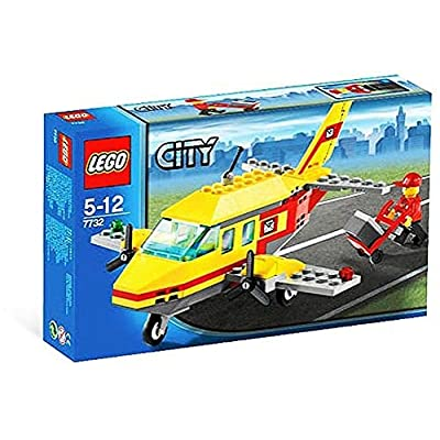 Lego City Set #7732 Air Mail: Toys & Games