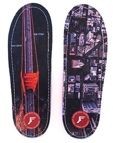 Footprint Gamechanger Orthotic Van Styles x Curtin Pro Skate Insoles bViIOCb