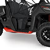 CAN-AM X mr / XT-P Aluminum Rock SlidersDefenderCan-Am Red 715004411