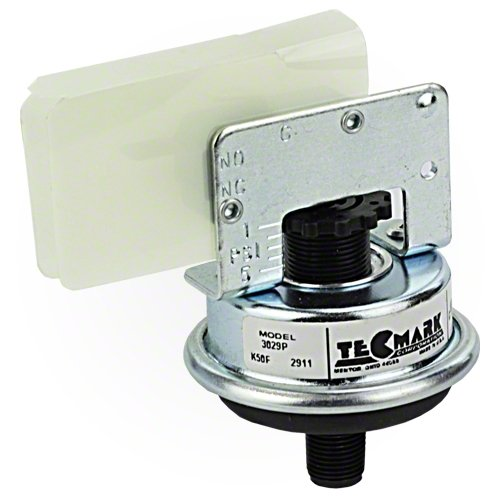 Tecmark Spa 3000 Series Pressure Switch 25A SPNO 1/8