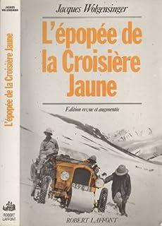 L'épopée de la Croisière Jaune, Wolgensinger, Jacques
