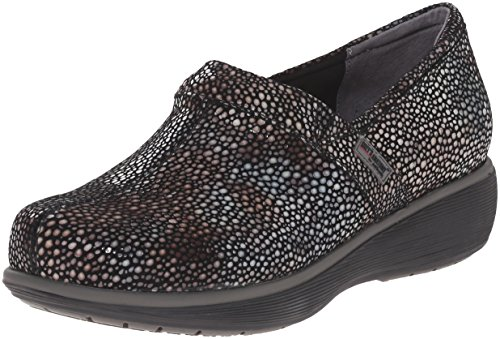 Image of SoftWalk Women's Meredith Clog, Multi Mosaic, 8.5 M US