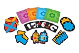Learning Resources LER2835 Let's Go Code! Activity Set