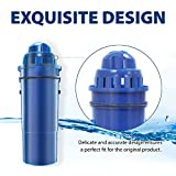 AQUACREST Replacement for Pur CRF-950Z Pitcher Water Filter (Pack of 3)