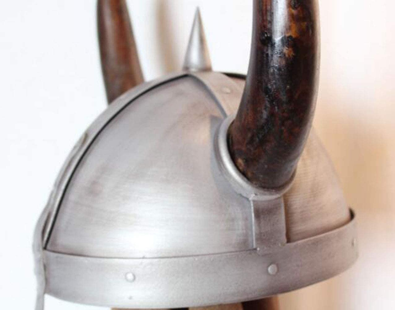 Casco medieval decoración, casco vikingo completamente usable ...