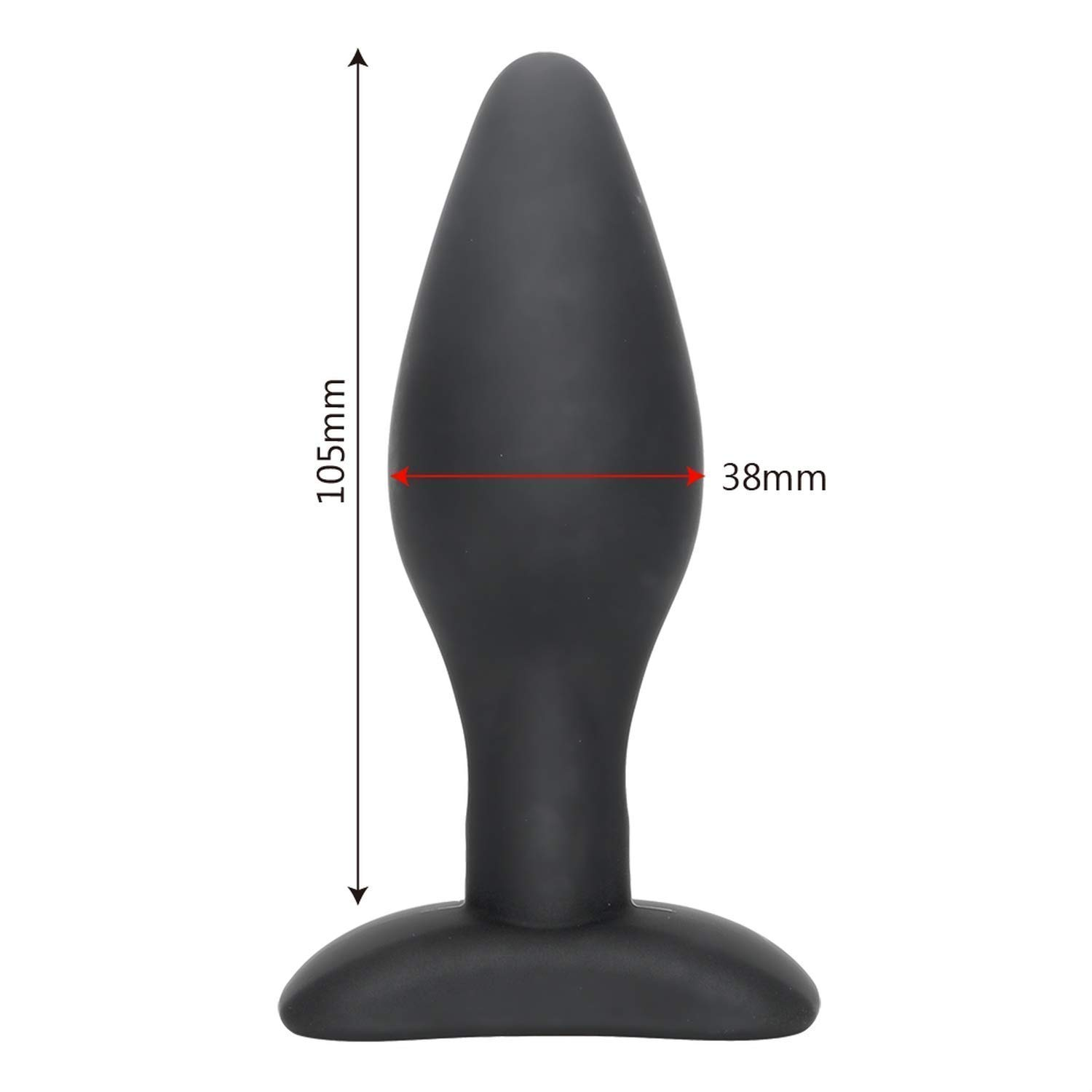 Amazon.com: Sex Toys Sexy Black Silicone Anal Plug Massage Adult Sex Toys  for Women Man Gay Anal But Plug Set Buttplug Butt PlugsMiddle: Health &  Personal ...