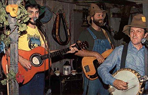 (Mountain Dew Hillbillies, The Old Stable Restaurant & Tavern Original Vintage Postcard)