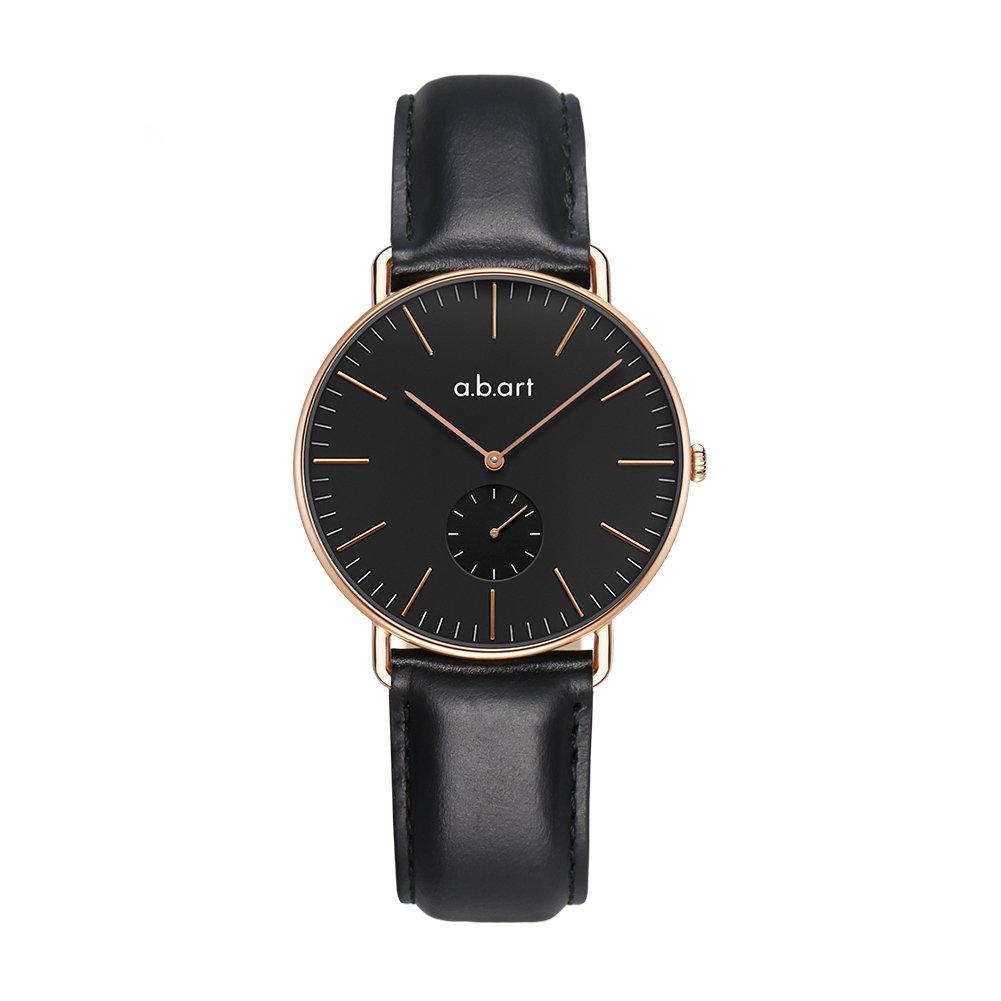 a.b.art FR36-015-1L Women Subdial Sapphire Glass Wrist Watches by a.b.art