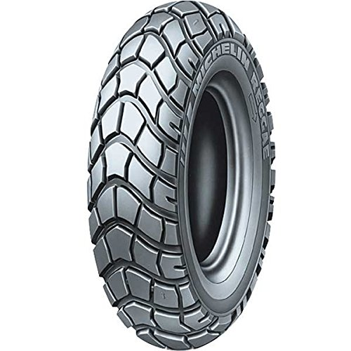 Michelin Reggae Motorcycle Tire Cruiser Front/Rear 120/90-10 by Michelin