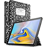 Galaxy Tab A 10.5 2018 Case, Exact Design Ultra Lightweight Slim-Shell Stand Cover Case with Auto Wake/Sleep Function for Galaxy Tab A 10.5 inch Tablet,Composite Book