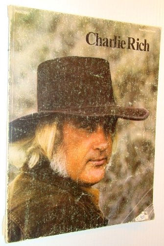 Charlie Rich Songbook - With Sheet Music for Voice and Piano with Guitar Chords