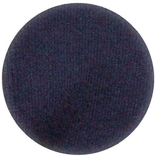 Anna Kristine Asymmetrical 100% Cashmere Draped Poncho Topper - Navy Blue by Anna Kristine (Image #2)