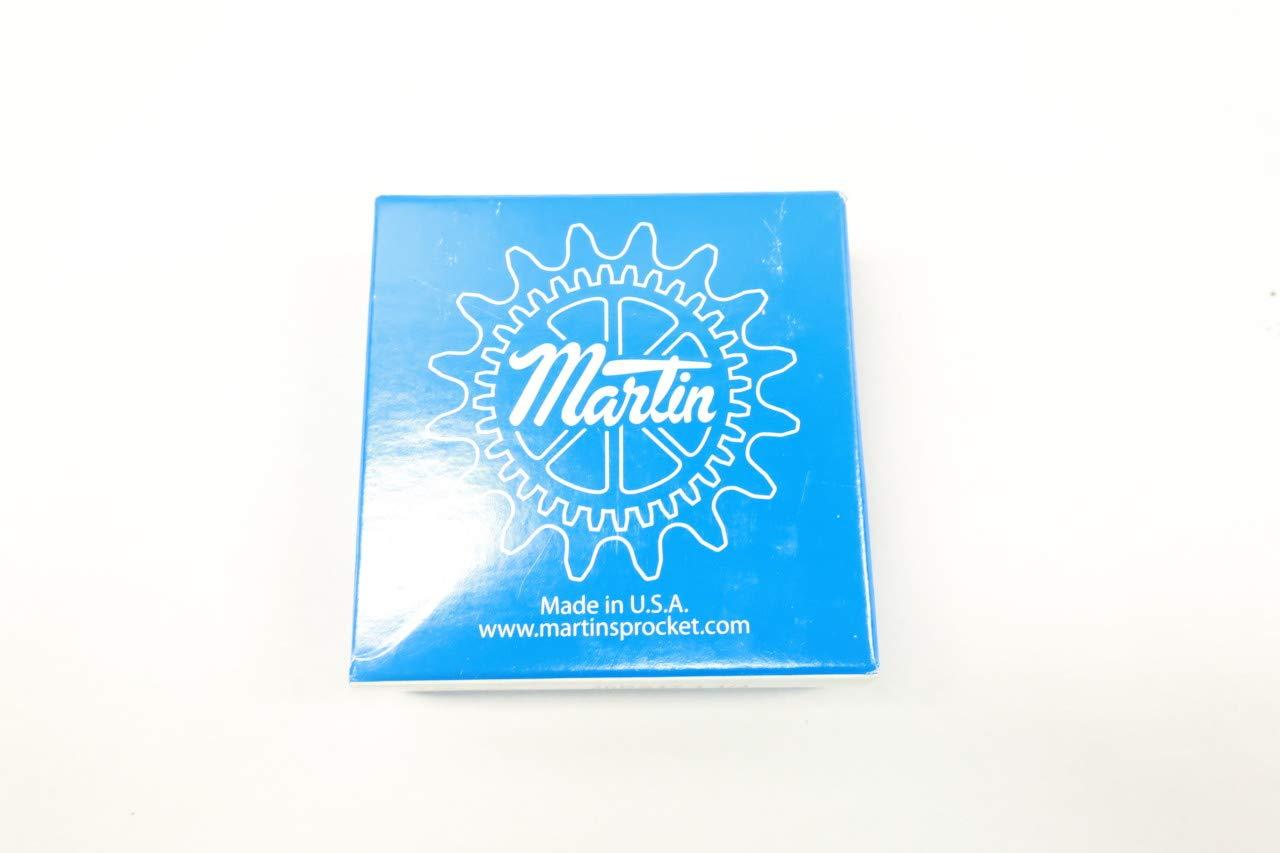 MARTIN 40BS17 Single Roller Chain Sprocket 1-1//4IN 17T 1//2IN
