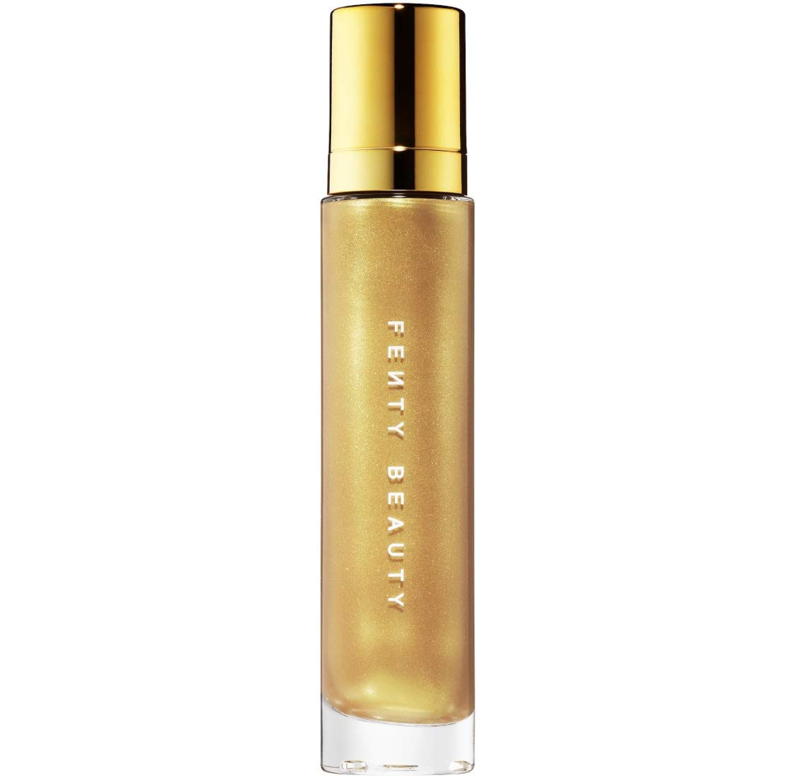 Fenty Beuty By Rihanna Body Lava Body Luminizer 3 Fl. Oz! Body Shimmer, High Shine, Silky & Glorious Dewy! Choose From Brown Sugar, Who Needs Clothes or Trophy Wife! (Trophy Wife)