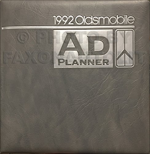 Review 1992 Oldsmobile Dealer Advertising