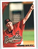 2010 Topps Pro Debut Baseball Card # 43 Wade Miley - Visalia Rawhide - Minor League - Prospect / Rookie Card - MLB Minor League Baseball Card Shipped in Screwdown Case!
