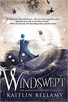 Windswept (The Mapweaver Chronicles)