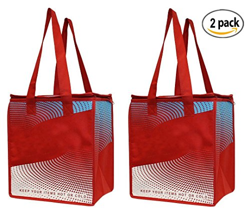 insulated shipping bags - 1