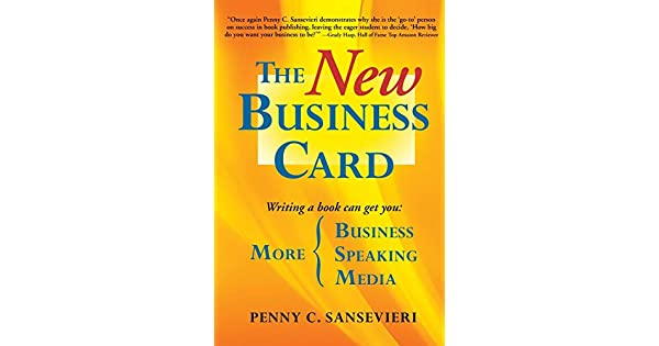 Amazon.com: The New Business Card: Write and Publish a Book ...