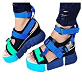 Platform Sandals for Womens Fashion Open Toe Ankel