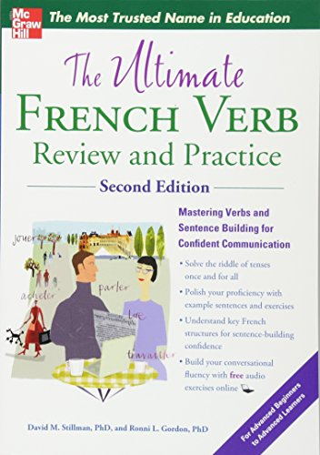 french verb drills - 3