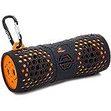 Yatra Aquatune 9612 - Portable Waterproof Rugged Wireless Bluetooth Speaker (Orange)