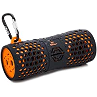 Yatra Aquatune 9612 - Portable Waterproof Rugged Wireless Bluetooth Speaker (Orange)