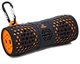 Yatra Aquatune 12610 - Portable Waterproof Rugged Wireless Bluetooth Speaker (Orange)