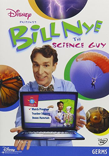 Bill Nye the Science Guy: Germs (Section 11 Wrestling)