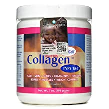 Pack of 8 x NeoCell Super Collagen Type 1 and 3 Powder - 6600 mg - 7 oz
