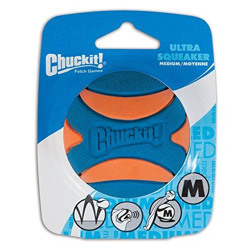 Chuck It 52068 CHUCKIT SQUEAKER