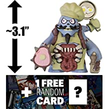 """Chef Stitches - Warcraft: ~3.1"""" Heroes of the Storm x Funko Mystery Minis Vinyl Figure + 1 FREE Video Games Themed Trading Card Bundle [44855]"""