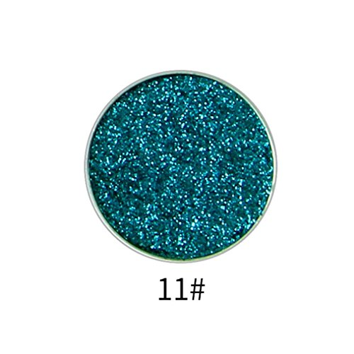 Shimmer Glitter Eye Shadow Powder Palette, Matte Eyeshadow Cosmetic Makeup
