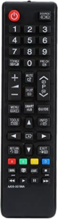 fosa Mando a Distancia AA59-00786A Samsung, Control Remoto Universal de Reemplazo para Samsung 3D Smart TV