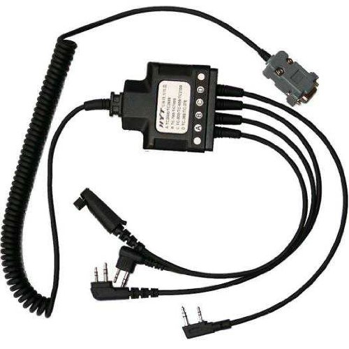 Programming Cable, Universal With Serial Port; HYT All Radios