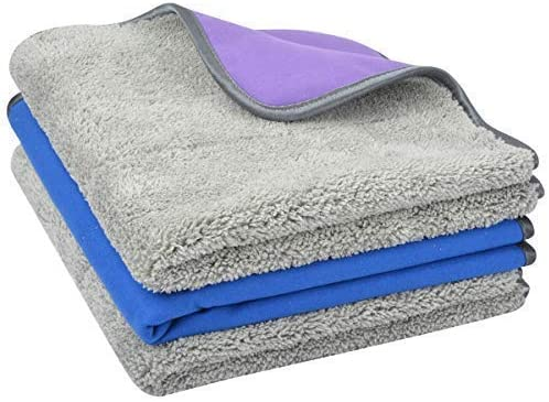 Sunland Microfiber Car Drying Towels