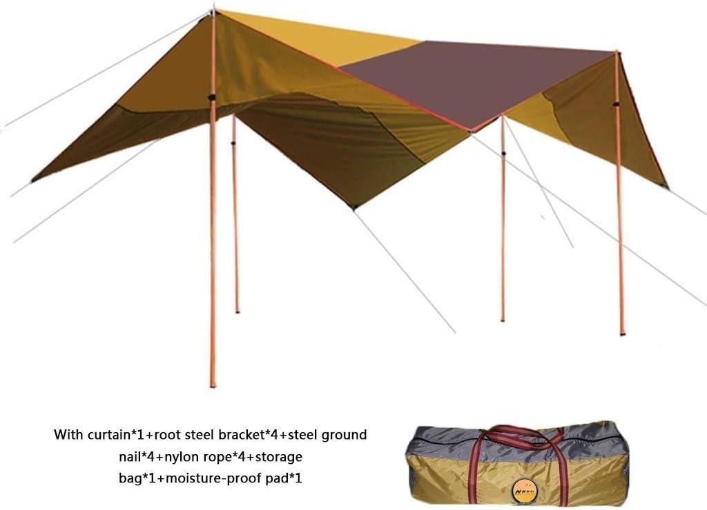 Toldo parasol Pergola Módulo de bloqueo UV exterior cubierta ...